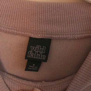 wild fable Tops - Wild Fable fuzzy sweatshirt